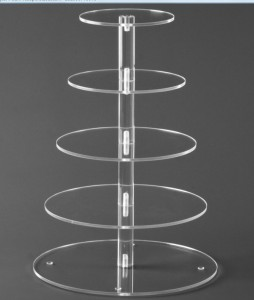 5-Tier-Maypole-Acrylic-Cupcake-Party-Wedding-Cake-Stand