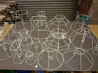 pretty much anything goes as long as it is a full skeleton of a frame and not just a couple of rings we do that class too but it is different from