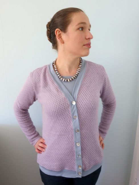 The Mackenzie Cardigan thedreamstress.com