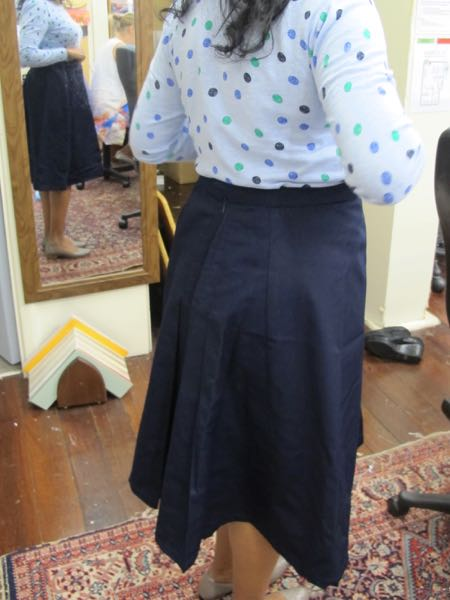 Fitting intensive Made Marion Craft