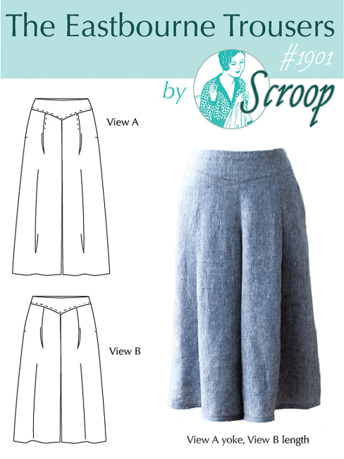 Scroop Eastbourne Trousers