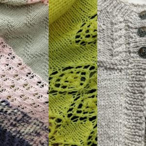 knitting composite