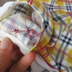 Tips & tricks for handsewing thedreamstress.com