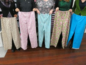 Absolute Beginners Pyjama Pants, Made on Marion