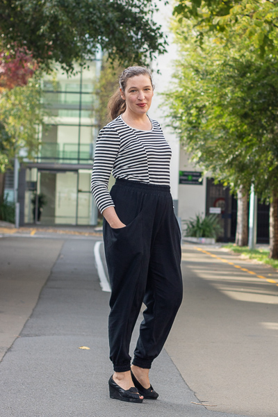 The Arenite Pants class at Made Marion Craft